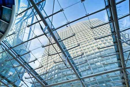 Светопрозрачные алюминиевые конструкции