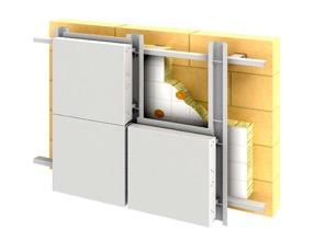 Устройство вентилируемых фасадов